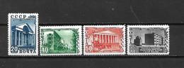 URSS - 1950 - N. 1458/61** (CATALOGO UNIFICATO) - 1923-1991 USSR