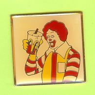 Pin's Mac Do McDonald's Ronald Breuvage - 7C14 - McDonald's