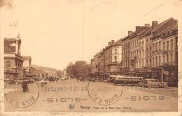 B20-1258-NAMUR-PLACE DE LA GARE-LES HOTELS. - Namur
