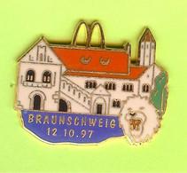 Pin's Mac Do McDonald's Braunschweig - 7C20 - McDonald's