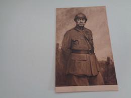 Militair ( 253 )  Soldaat  Leger  Soldat  Armée -  Lieutenant Général Baron Ruquoy - Personen