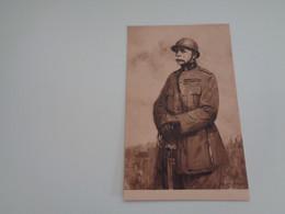 Militair ( 257 )  Soldaat  Leger  Soldat  Armée -  Lieutenant Général Baron De Witte - Personen