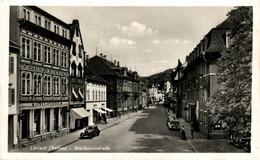 LÖRRACH (BADEN) WALLBRUNNSTRAßE. ALEMANIA GERMANY DEUTSCHLAND - Germania