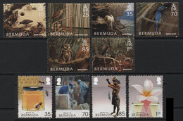 Bermuda(18) 2005-2007. 5 Different Sets. Mint. Hinged - Bermuda