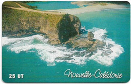 New Caledonia - OPT - Le Bonhomme De Bourail, SC7, 12.2001, 25Units, 40.000ex, Used - New Caledonia