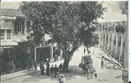GRECE - CRETE - CANDIA - Street Scène - Greece