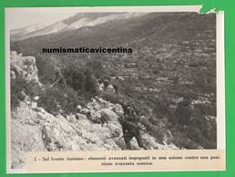 Tunisia Assaltatori Italiani In Azione 1940 / 1941 - Guerre, Militaire