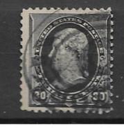 1890 USED USA Mi 70 - Usati