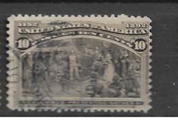 1893 USED USA Mi 80 - Usati