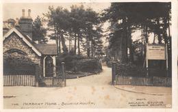 R454584 The Herbert Home. Bournemouth. Arcadia Studios. Westbourne Arcade. 1929 - Cartoline