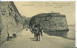 GRECE - CRETE - LA CANEE - Fortifications - Grèce