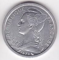 ILE DE LA REUNION. 1 FRANC 1973 . ALUMINIUM - Réunion