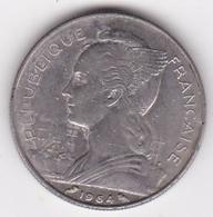 ILE DE LA REUNION. 50 FRANCS 1964 - Réunion