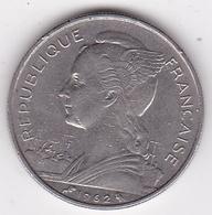 ILE DE LA REUNION. 50 FRANCS 1962 - Réunion