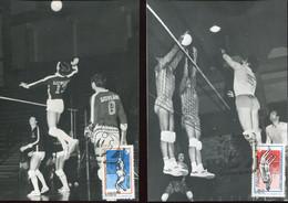 58579 Italia,  2 Maximum 1978 World Volleyball Champ.  1978 - Volleyball