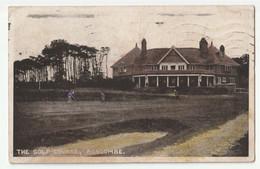 Royaume Uni - Dorset - Bournemouth  - Boscombe - The Golf Course - 1916 - Bournemouth (desde 1972)