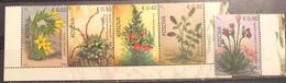 Kosovo, 2020 Flora Of Kosovo (MNH) - Kosovo