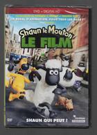 DVD  Shaun Le Mouton - Animation