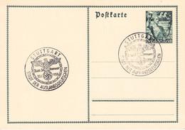 DEUTSCHES REICH - POSTKARTE 6PF ZUM 30.1.1938 /ak806 - Entiers Postaux