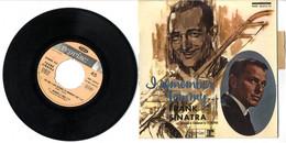 FRANK SINATRA REMEMBER TONNY    -  45 T 4 TITRES AVEC LANGUETTE  60 014 - IMPRIME EN FRANCE - Vinyl Records