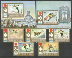 TCHAD - MNH - Sport - Olympic Games - 1972 - Other
