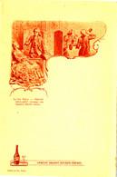 MENU PUB-   APRICOT BRANDY  ROCHER FRERES  ( 18,50 Cm X 12,00 Cm) - Menus