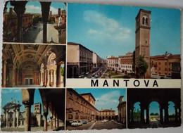 Mantova - Formato Grande Viaggiata – E 17 - Mantova