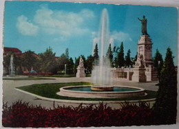 Mantova - Monumento A Virgilio - Formato Grande Viaggiata – E 17 - Mantova
