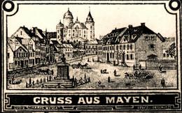 GRUSS AUS MAYEN. ALEMANIA GERMANY DEUTSCHLAND - Deutschland