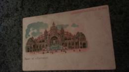 CP - PALAIS DE L ELECTRICITE Exposition Universelle De 1900 - Other