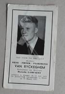 Rene Pieter Florimond Van Ryckeghem °Brugge 12-07-1924 En †10-03-1952 Te Heist X Marcellla Lampaert - Religion & Esotérisme