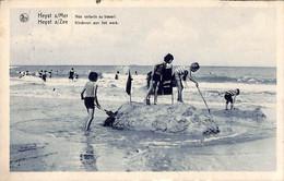 Heyst - Kinderen Aan Het Werk (animatie Blauw 1934) - Heist