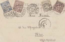 Monaco Postcard 1899 - Monaco