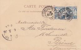 Monaco Postcard 1900 - Monaco