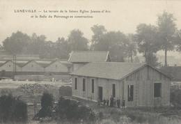 Luneville   L  Salle  Du Patronage  En Construction - Luneville