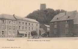 Poulseur , Ruines Du Chateau Des 4 Fils Aymon ,(  Nels , Série 26 , N° 203 ) , Comblain-au-Pont - Comblain-au-Pont