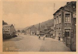 Marchin ,  Régissa ,  Route Vers Huy ,( Très Rare ) - Marchin