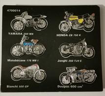 Pin's Motos 6 - Motorbikes
