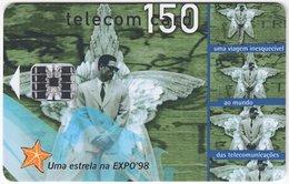 PORTUGAL B-067 Chip Telecom - Used - Portugal