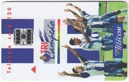PORTUGAL B-071 Chip Telecom - Sport, Soccer - Used - Portugal