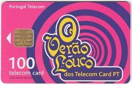 PORTUGAL B-095 Chip Telecom - Used - Portugal