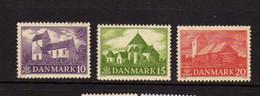 Danemark (1944 ) - Eglises  Neufs** - Nuovi