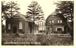 Lemelerveld Gereformeerde Kerk Met Pastorie 3607 - Otros