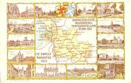 Overijssel 1913 Nijverheids Tentoonstelling 3657 - Otros