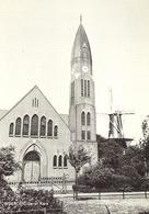 Woerden Gereformeerde Kerk En Molen 4388 - Woerden