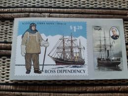 Ross Dependency New Zealand - Nuova Zelanda