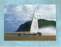 Jolie Char à Voile Au Cap Blanc Nez - Sports