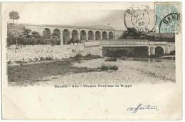 Précurseur De BANDOL (83) – Viaduc Pont Sur La Reppe. Phototypie E. Lacour, Marseille, N° 651. - Bandol