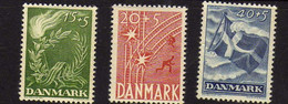 Danemark (1947) - Anniversaire De La Liberation - Neufs** - Nuovi