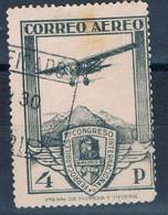 ESPAÑA 1930 EDIFIL 488 USADO (SE VE FECHA DEL AÑO 30) - 1889-1931 Reino: Alfonso XIII